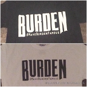 Medium Burden T-Shirt (Black)