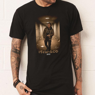 "3XL ""I Fear GOD"" T-Shirt"